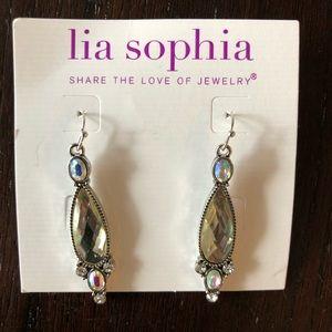 Lia Sophia Glamour Drop Earrings
